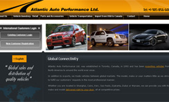 Atlantic Auto Performance Ltd Logo